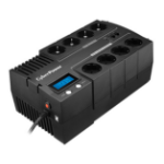 CyberPower BR700ELCD Line-Interactive 700VA 8AC outlet(s) Black uninterruptible power supply (UPS)