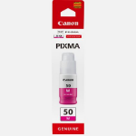 Canon 3404C001 (GI-50 M) Ink cartridge magenta, 7.7K pages, 70ml
