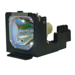 Sanyo Vivid Complete VIVID Original Inside lamp for SANYO Lamp for the PLV-30 projector model - Replaces 6