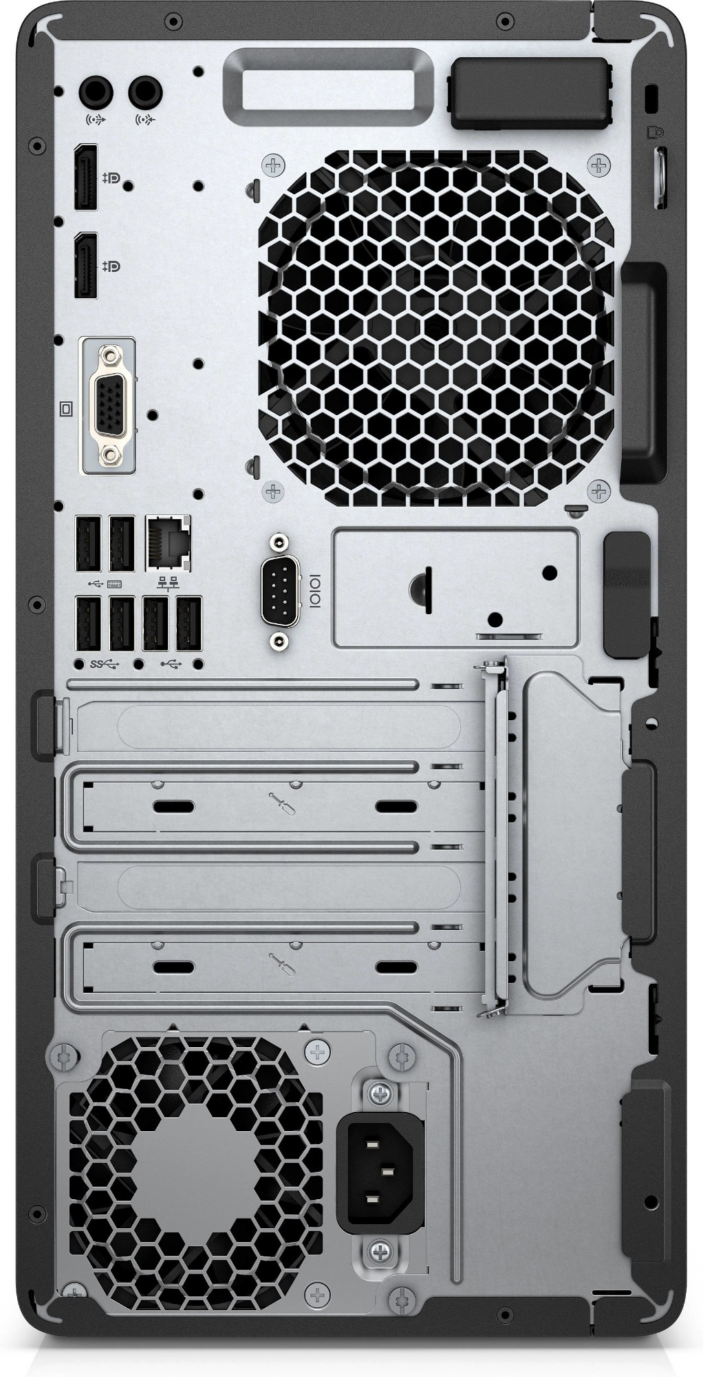 HP ProDesk 600 G3 Microtower PC, 332 in distributor ...