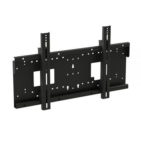 Loxit 8565 flat panel wall mount Black