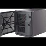 Supermicro CSE-721TQ-350B computer case Mini Tower Black 250 W