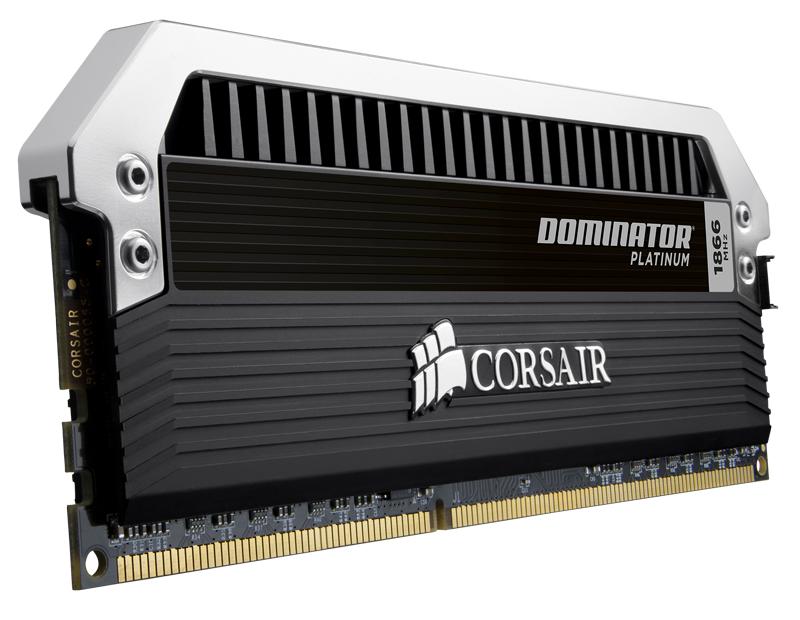 Corsair 8GB Dominator Platinum 1866MHz 8GB DDR3 1866MHz memory module