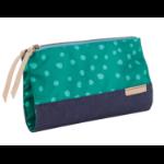 STM grace clutch Polyester Blue, Cyan Clutch bag
