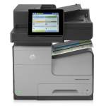 HP OfficeJet Enterprise Color X585f Inkjet 2400 x 1200 DPI 42 ppm A4
