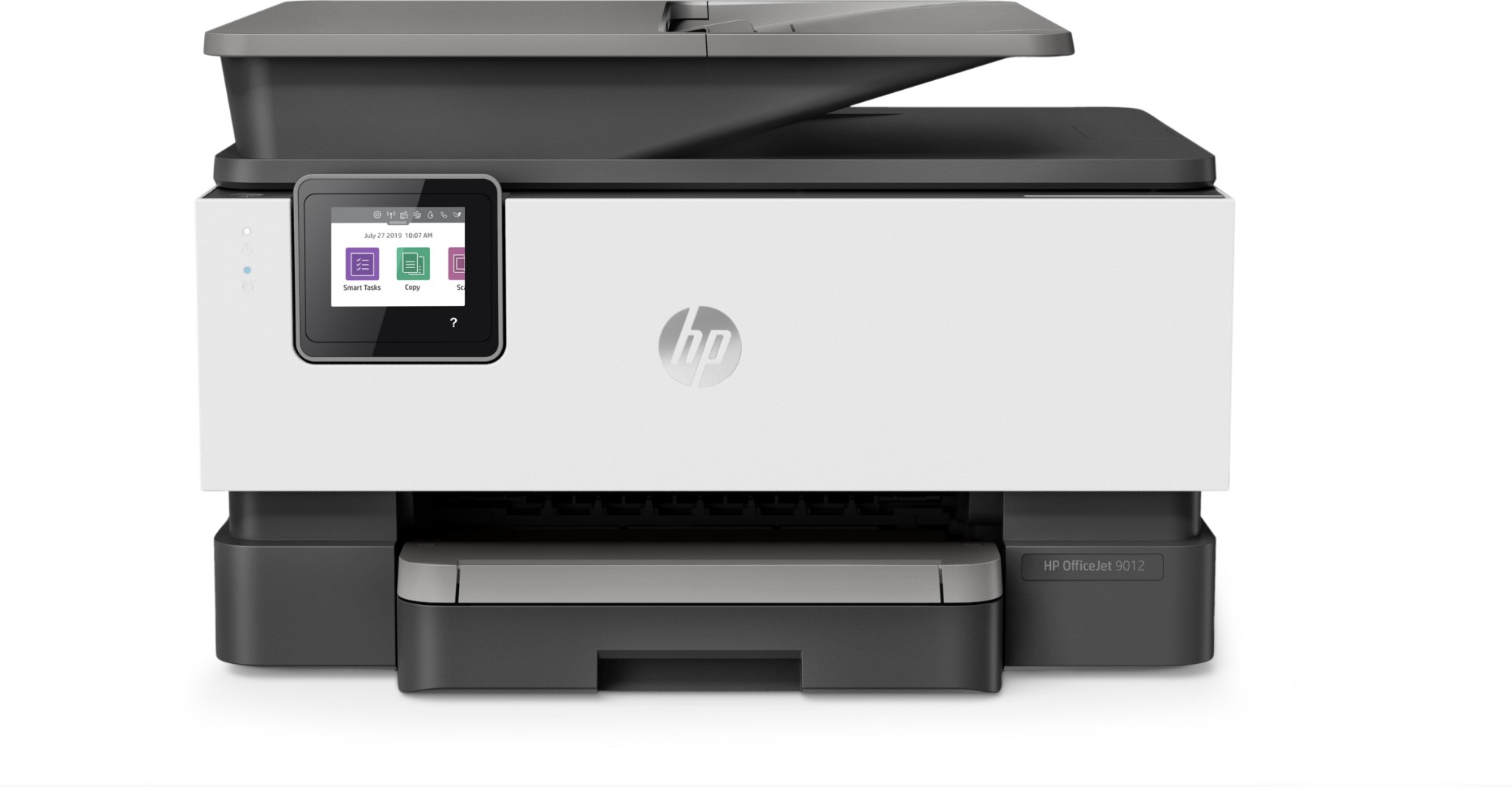 HP OfficeJet Pro 9012 All-in-one wireless printer Print,Scan,Copy from your phone, Instant Ink ready & voice activated (works with Alexa and Google Assistant)