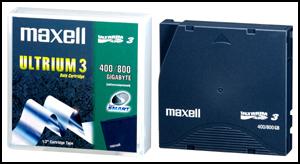 Maxell LTO 3 1.27 cm