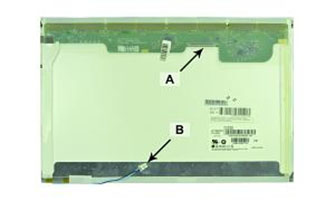 2-Power 2P-13N7152 notebook spare part Display