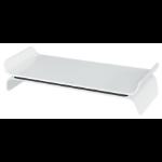 """Leitz 65040095 monitor mount / stand 68.6 cm (27"""") White"""