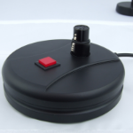Clockaudio Embase loude table 120mm XLR5F LATCH +ca