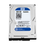 "Western Digital Blue 500GB 3.5"" Serial ATA"
