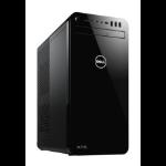 DELL XPS 8930 Intel® Core™ i5 der achten Generation i5-8400 8 GB DDR4-SDRAM 1000 GB Festplatte Schwarz Tower PC
