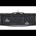 Logitech G105 teclado USB QWERTY Italiano Negro