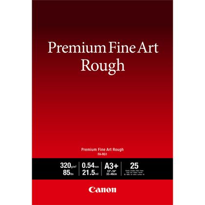 Canon FA-RG1 Premium Fine Art Rough Paper, A3+, 25 sheets