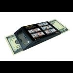 Royal Sovereign RCD-UVP counterfeit bill detector Black