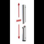 Unicol 3000C flat panel mount accessory