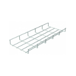 DP Building Systems BA100X600ZP Straight cable tray Silver