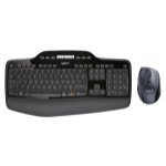 Logitech MK710 German RF Wireless QWERTZ Black