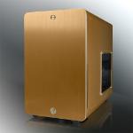 RAIJINTEK Styx Micro-Tower Gold computer case