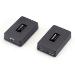 Black Box IC282A Network transmitter & receiver Black