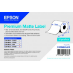 Epson C33S045727 bar code label