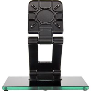 """Hannspree 80-04000007G000 flat panel desk mount 58.4 cm (23"""") Freestanding Black"""