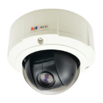 ACTi B97 IP security camera Outdoor Dome Black,White security camera