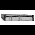Cisco UCS C240 M3 2.7GHz E5-2600 650W Rack (2U) server