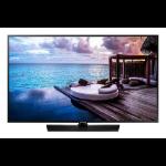 """Samsung HG43NJ690UF 43"""" 4K Ultra HD Black Smart TV 20 W"""