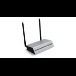 iogear GWLRHDTX AV transmitter Black, Silver AV extender