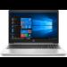 "HP ProBook 450 G7 Portátil Plata 39,6 cm (15.6"") 1366 x 768 Pixeles Pantalla táctil Intel® Core™ i5 de 10ma Generación 8 GB DDR4-SDRAM 256 GB SSD Wi-Fi 6 (802.11ax) Windows 10 Home"