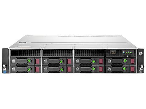 Hewlett Packard Enterprise ProLiant DL80 Gen9 1.7GHz E5-2603V4 550W Rack (1U)