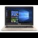 "ASUS VivoBook Pro N580GD-E4189R ordenador portatil Oro Portátil 39,6 cm (15.6"") 1920 x 1080 Pixeles 8ª generación de procesadores Intel® Core™ i7 i7-8750H 8 GB DDR4-SDRAM 1000 GB Unidad de disco duro"