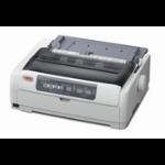 OKI MICROLINE 690 dot matrix printer 480 cps 360 x 360 DPI