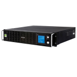 CyberPower PR750ELCDRT1U Line-Interactive 750VA 6AC outlet(s) Rackmount Black uninterruptible power supply (UPS)
