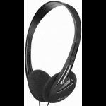 Sennheiser HD 35 TV Negro Supraaural Diadema auricular