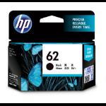 HP C2P04AE (62) Printhead cartridge black, 200 pages