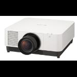 Sony VPL-FHZ91L videoproyector 9000 lúmenes ANSI 3LCD WUXGA (1920x1200) Proyector instalado en el techo Negro, Blanco