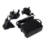Lantronix 520-104-R Indoor Black power adapter/inverter