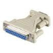Microconnect ADA925F DB9 M DB25 F White cable interface/gender adapter