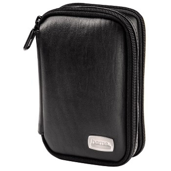 "Hama 2.5"" HDD Case ""Premium"", black"