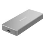 Sabrent EC-NVME storage drive enclosure M.2 SSD enclosure Gray