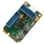 SYBA SD-MPE20215 Internal USB 3.1 interface cards/adapter