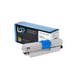 Click, Save & Print Remanufactured Oki 44973512 Black Toner Cartridge