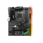 MSI B360 GAMING PRO CARBON LGA 1151 (Socket H4) Intel® B360 ATX