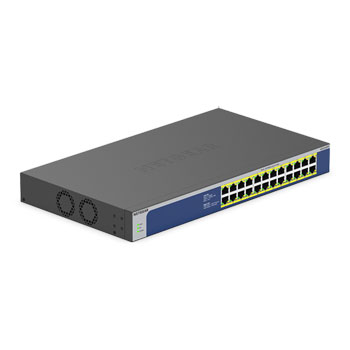 Netgear GS524PP Unmanaged Gigabit Ethernet (10/100/1000) Grey Power over Ethernet (PoE)