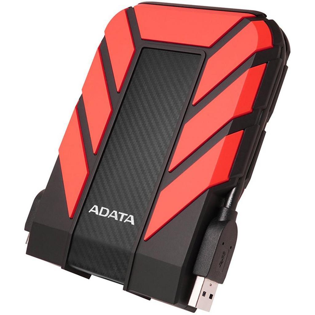 ADATA HD710 Pro external hard drive 4000 GB Black,Red