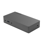 Lenovo Thunderbolt 3 Essential Dock interfacekaart/-adapter 3,5 mm, DisplayPort, HDMI, RJ-45, USB 3.2 Gen 1 (3.1 Gen 1)