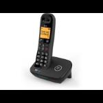 British Telecom BT 1200 Nuisance Call Blocker Single DECT telephone Caller ID Black