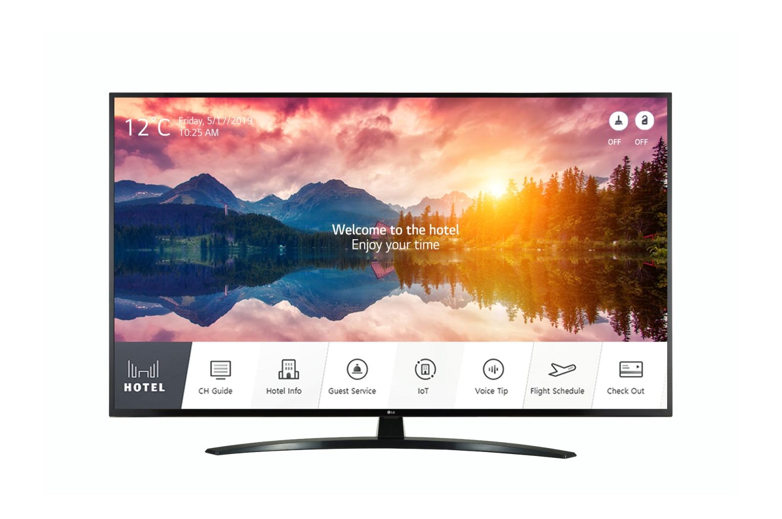 Commercial Tv - 65ut661h - 65in - 3840 X 2160 (uhd)
